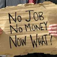 No Money, No Job.