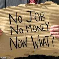 No Money, No Job.