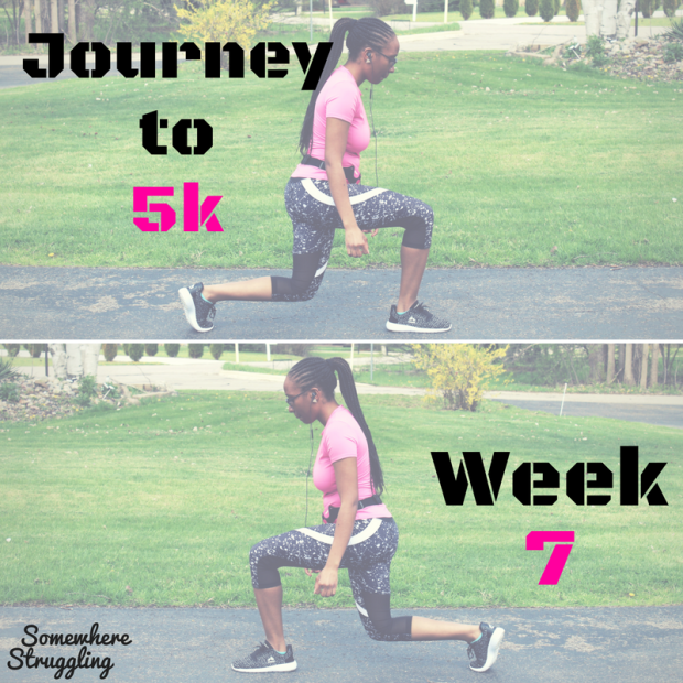 Journey to 5k_ Week 7