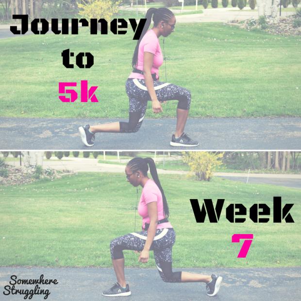 Journey to 5k_ Week 7