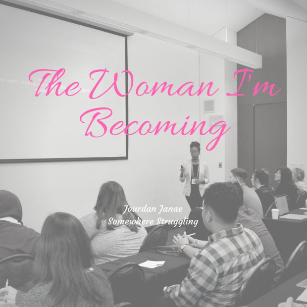 The Woman I'm Becoming (2)